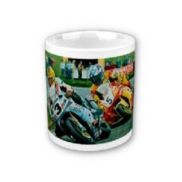 Road Racing Joey Dunlop Mug